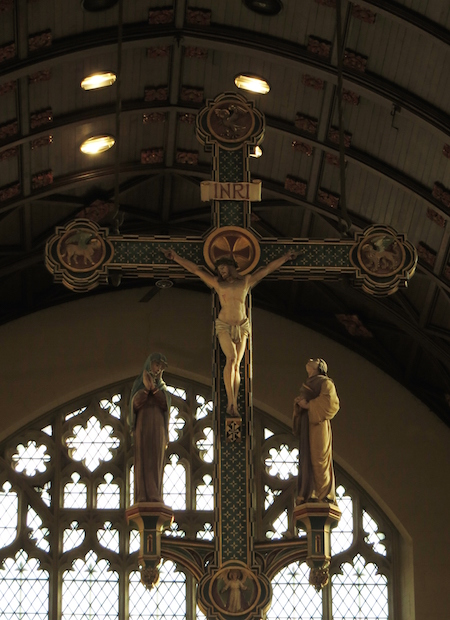Holy Cross Interior