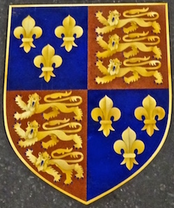 King Richard III coat of arms