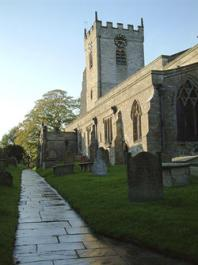St Mary & St Akelda Church, Middleham