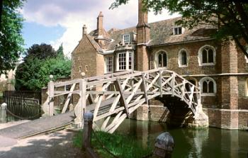 Queens College Cambridge – Venue for 2005 Triennial Conference