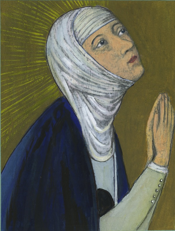 St Caterine of Sienna